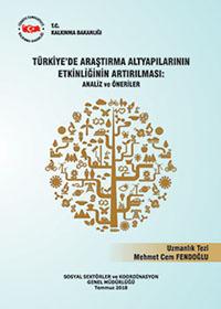 Türkiye'de Araştırma Altyapılarının Etkinliğinin Artırılması: Analiz ve Öneriler