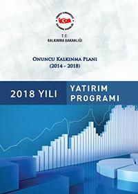 2018 Yılı Yatırım Programı