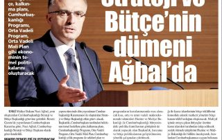 Strateji ve Bütçe'nin dünemi Ağbal'da-İstiklal - 26.07.2018
