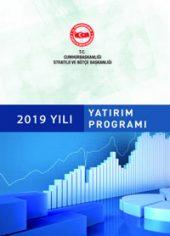 2019 Yılı Yatırım Programı