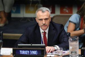 Cumhurbaşkanlığı Strateji Ve Bütçe Başkanı Naci Ağbal