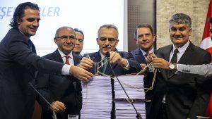 Bütçe Görüşmesi Basın Toplantısı