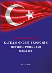 Katilim Oncesi Ekonomik Reform Programi 2020 2022
